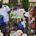 Mercy Johnson throws daughter a party for her 5th birthday
