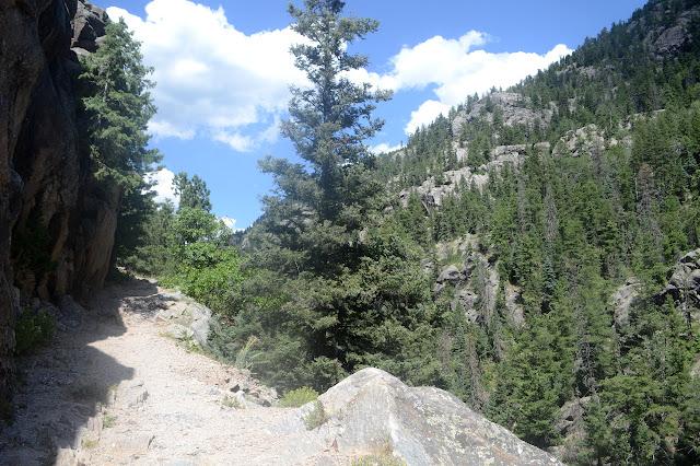 ledge style trail