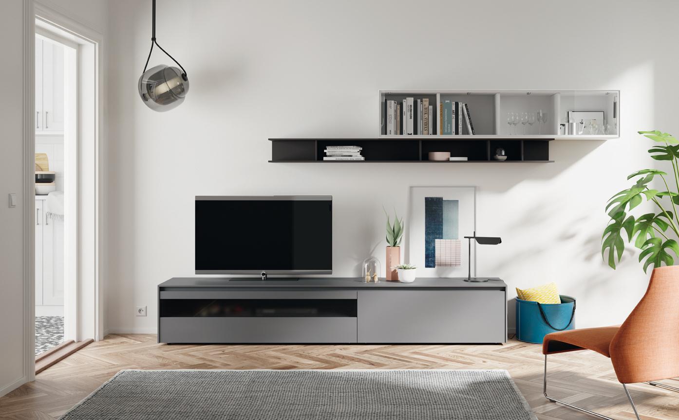 Urządzanie miejsca z telewizorem