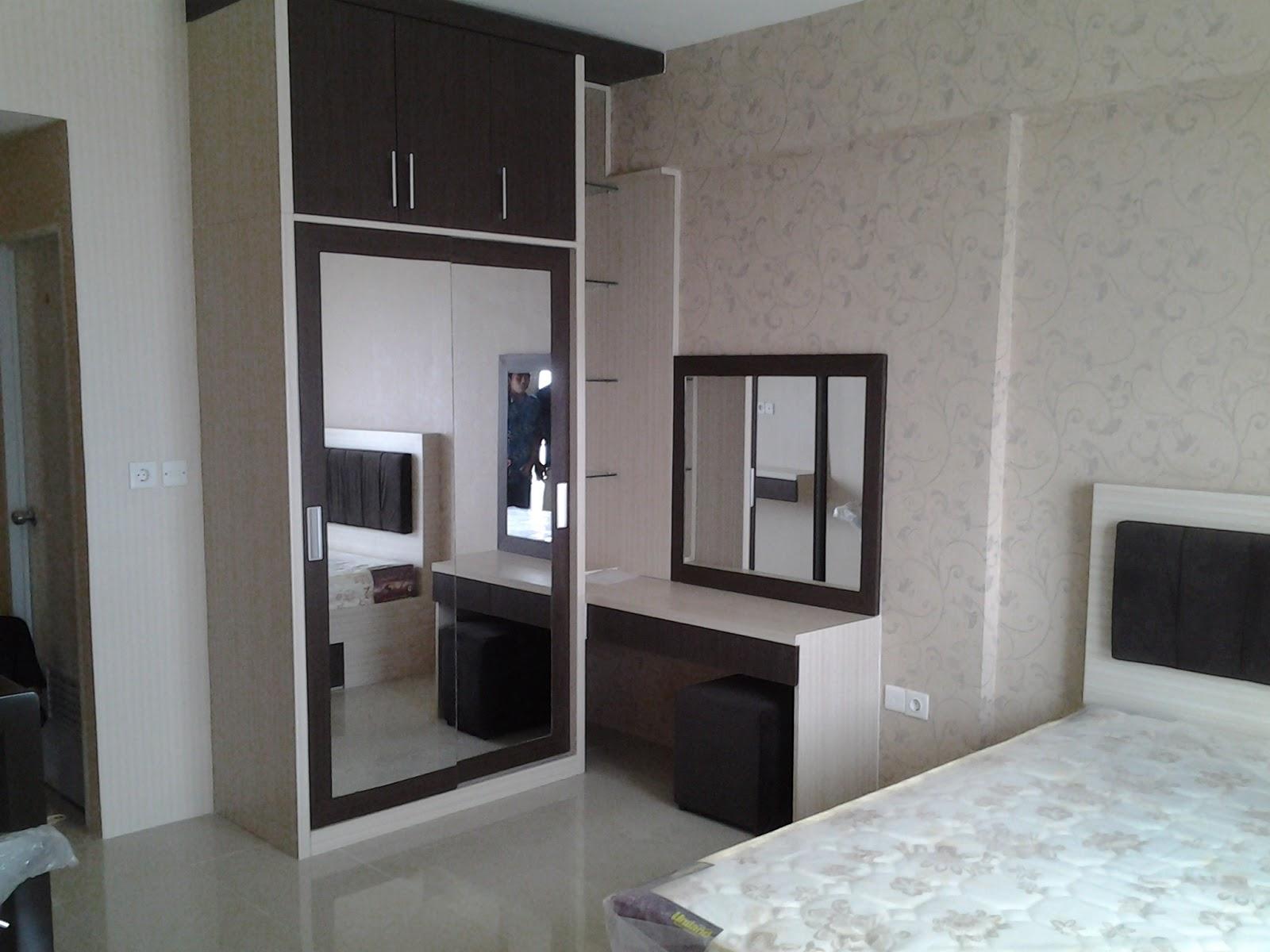 Interior Apartemen Type Studio Berkualitas