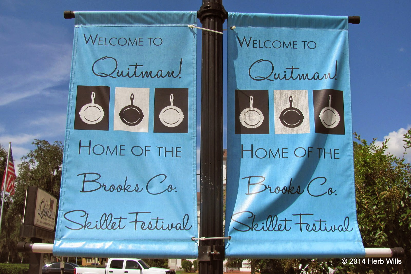 Skillet Festival Banners
