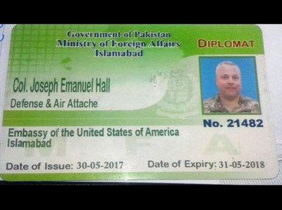 Pakistan Virtually Holding Us Diplomat Hostage