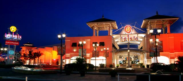 Shopping Plaza La Isla em Cancún
