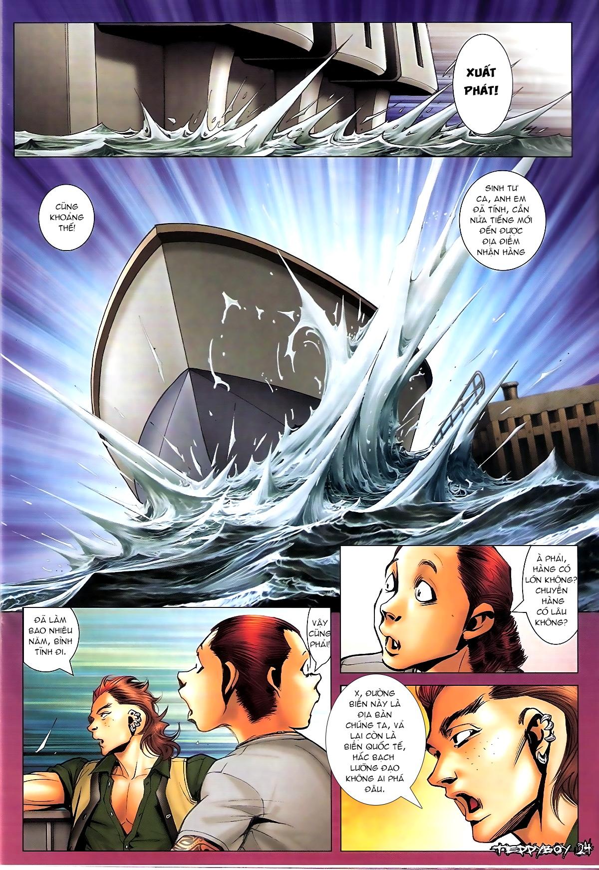 Người Trong Giang Hồ - Chapter 1348: Đại Ân Nhân - Pic 21