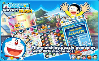 Doraemo2n Gadget Rush 1.3.0 MOD Apk+Unlimited Gems/Energy