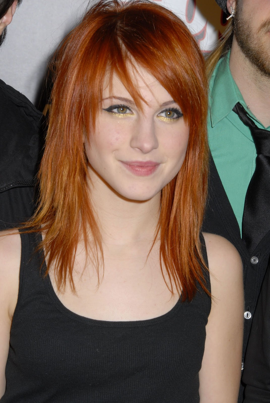 Hayley Williams Hair Highlights Hairstyle