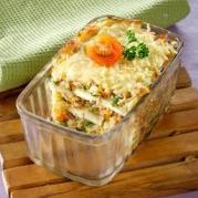 Resep kentang lapis jamur