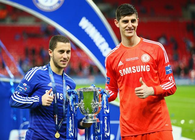 Diego Costa soal Hazard-Courtois yang Kabarnya Diincar Madrid