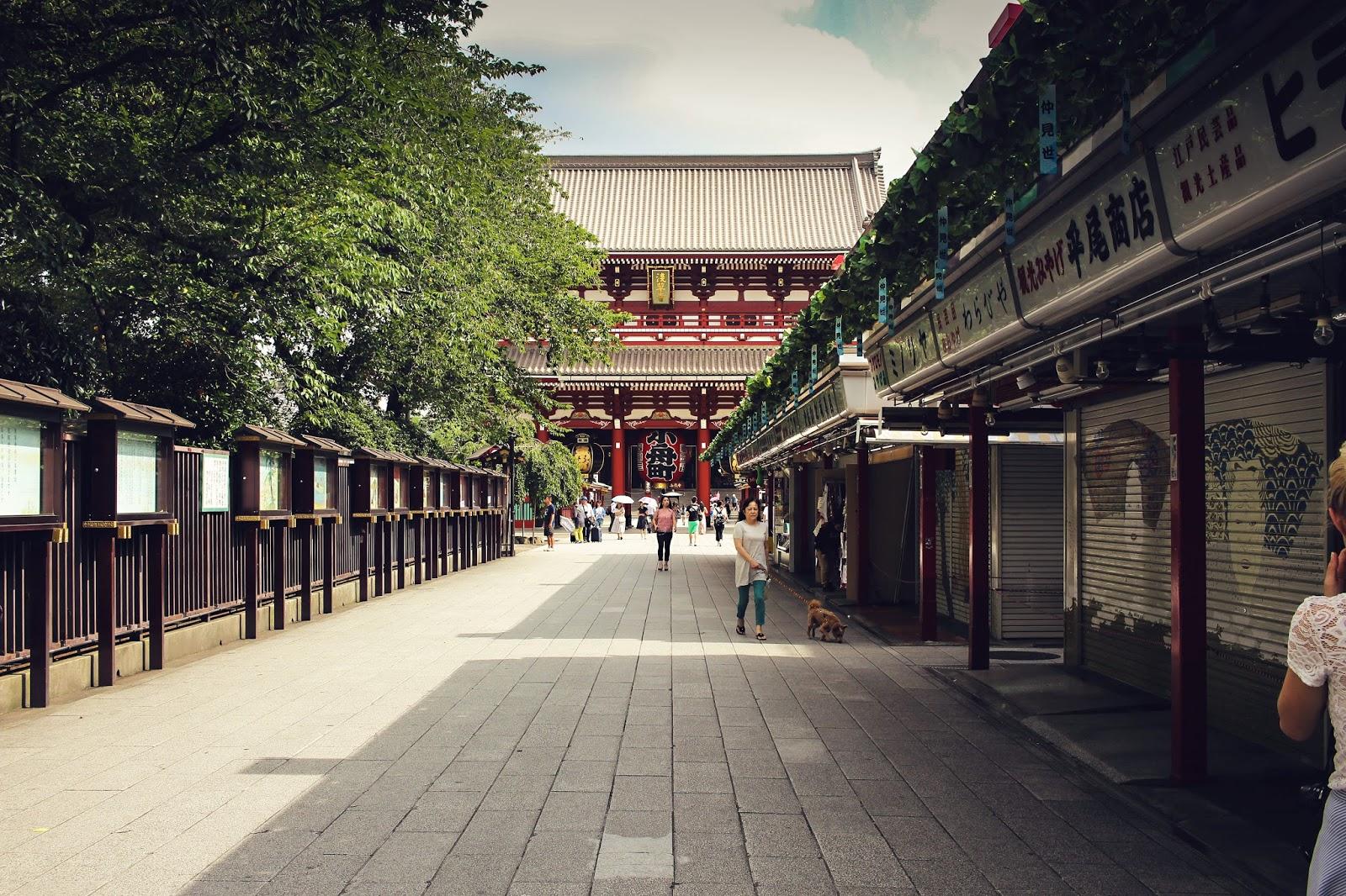 Japan Journal #1: Tokyo :: Outlandish Lit