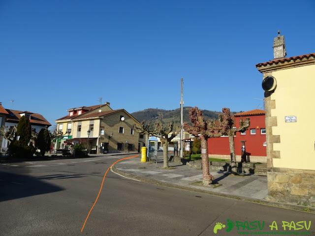 Centro de La Vega de Sariego