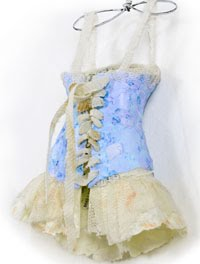 Sept Corset: Tattered Alice