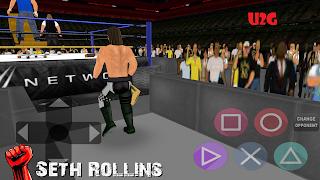 WR3D WWE 2K18 MOD