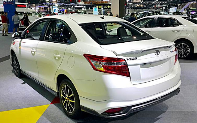 2018 Toyota Vios Release Date And Specs