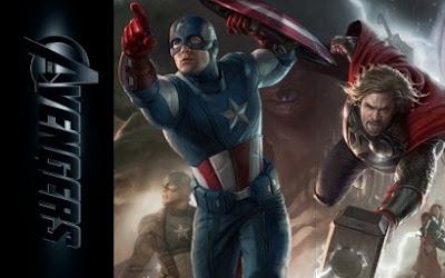 Vingadores 2 Filme - Os Vingadores Filme Continuação