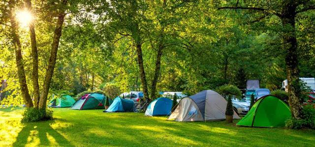 Camping y contratos atipicos