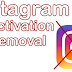Instagram Remove Account Updated 2019