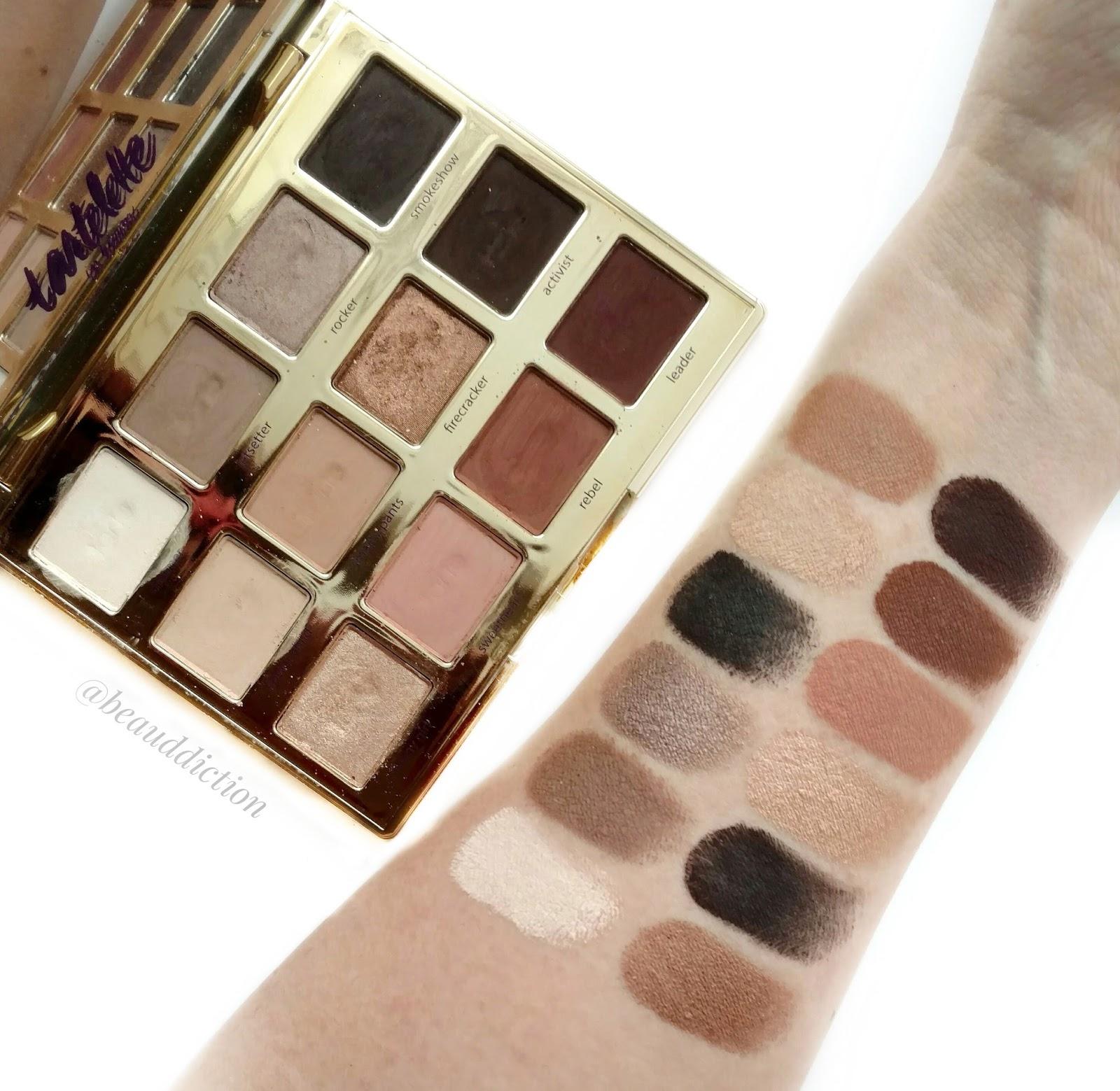 Tartelette Flirt Eyeshadow Palette by Tarte #7