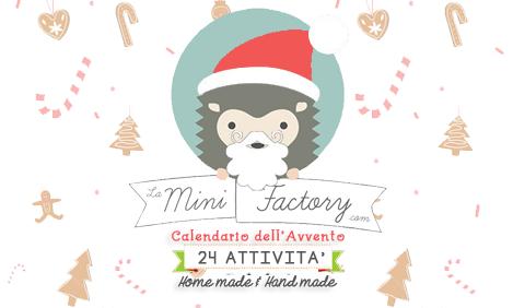 Lavoretti Di Natale Handmade.24 Attivita Handmade Calendario Dell Avvento La Mini Factory