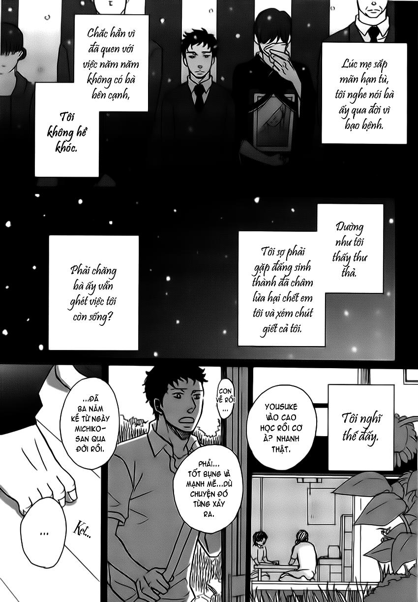 Dù Thế Nào Em Vẫn Yêu Anh--7.3--[ShuShi Group] - Tác giả Yoneda Kou - Trang 6
