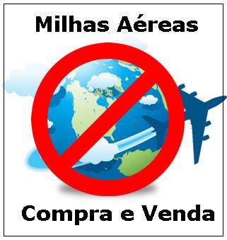 É proibido comercializar milhas aéreas?