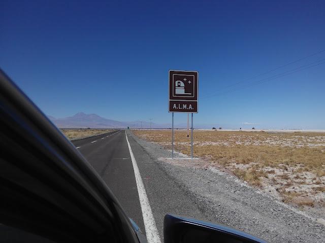 ALMA Atacama