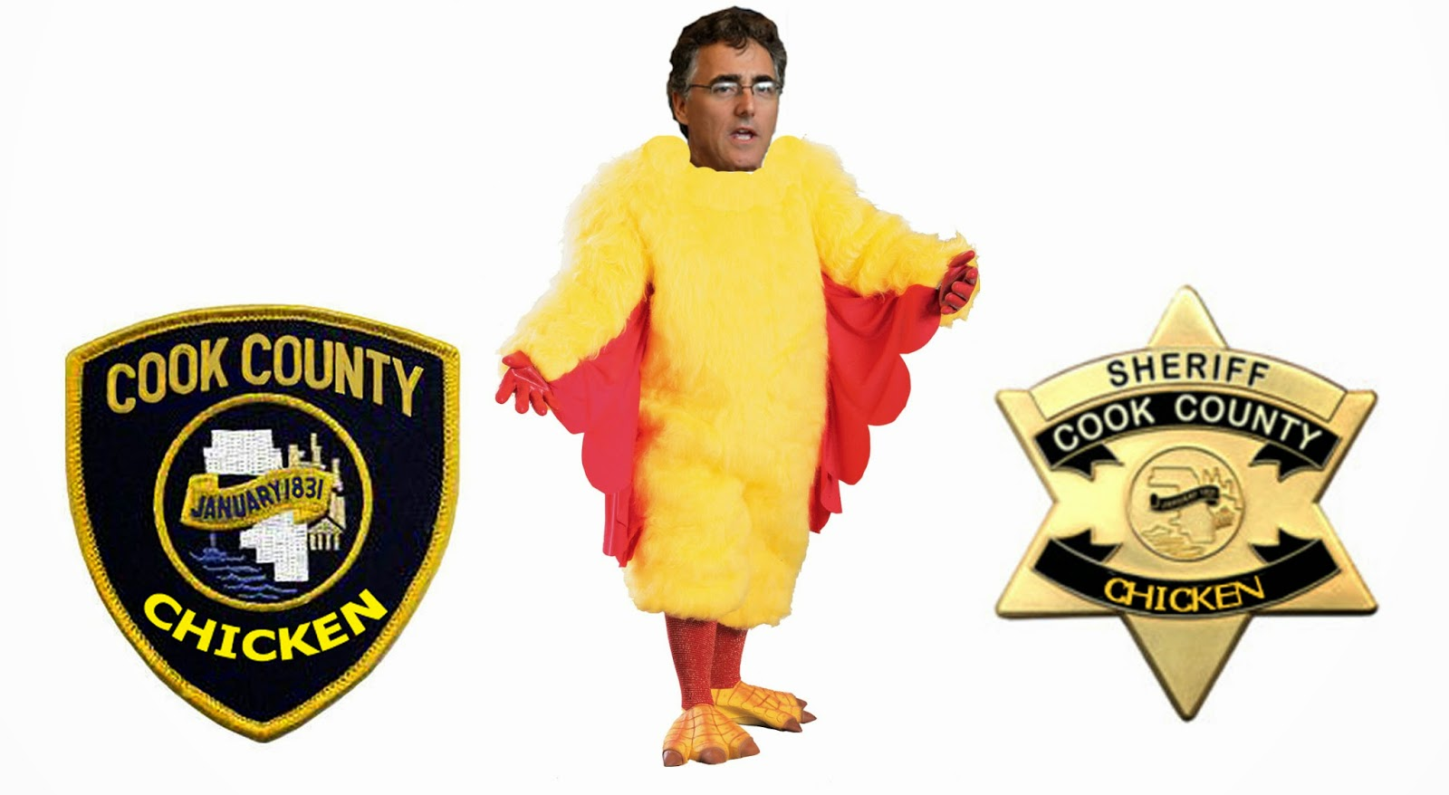 Buzz News Blog: Cook County Sheriff Tom