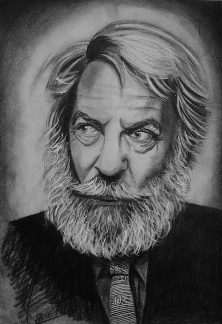 Donald Sutherland - Claudio Tomassini Retratos