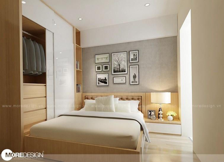thiết kế nội thất căn hộ chung cư Sunview Town, Quận Thủ Đức