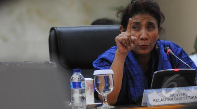 Susi: Saya Orang Jawa, tapi Yang Tidak Adil Ya Tidak Boleh..