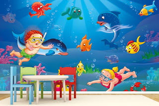 Sealife Wallpaper For Walls