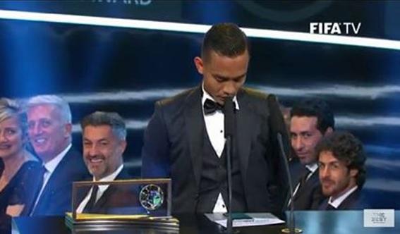 Video Lucu Saat Faiz Subri Menang Fifa Puskas Award Sebentar Tadi