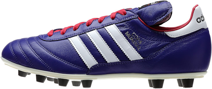 wholesale dealer 20c75 ea4ef Adidas released the Copa Mundial in five different colorways.