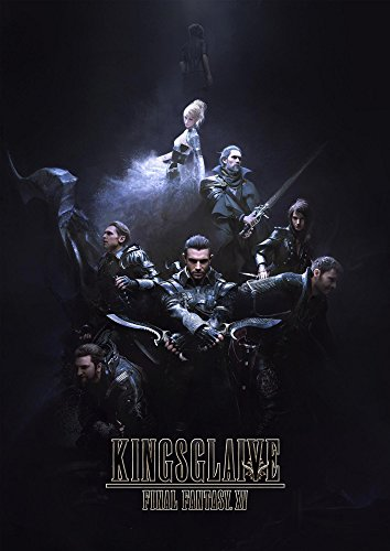 [ANIME] KINGSGLAIVE FINAL FANTASY XV (Blu-ray/BDMV/32.75GB)