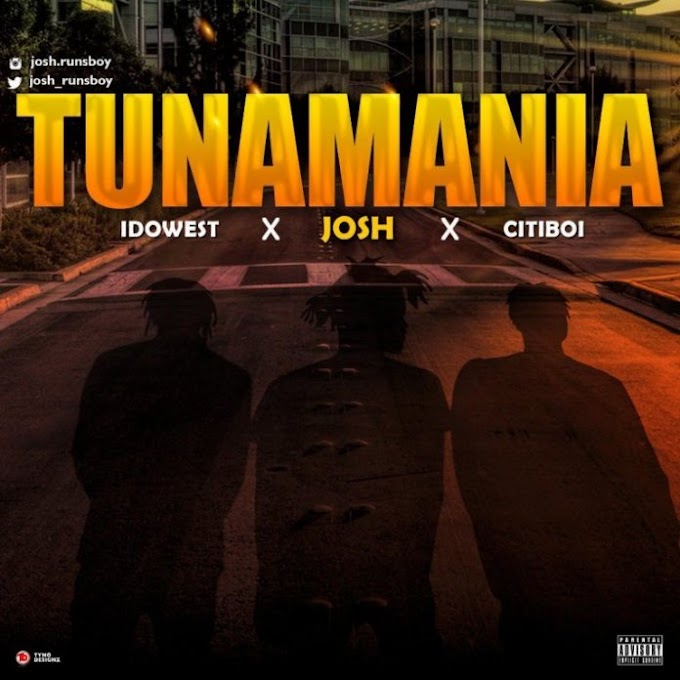 Download Music: Idowest x Josh x Citiboi – Tunamania