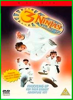 3 Ninjas Contraatacan 1994 | DVDRip Latino HD GDrive 1 Link
