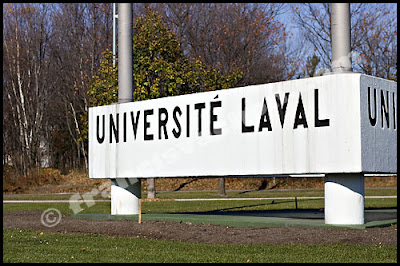 Universitè Laval a Quebec City in Canada