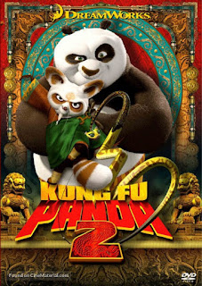 Kung Fu Panda 2 2011 movie Poster