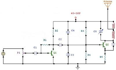 first am radio circuit diagram am radio components wiring