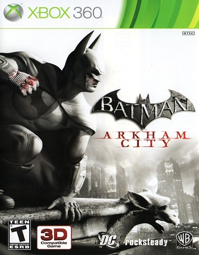 batman  - Batman Arkham City For XBox360