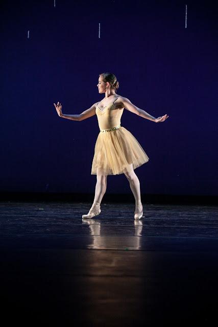 usf, fall dance concert, lauren banawa, costume designer, gold fairy ballet