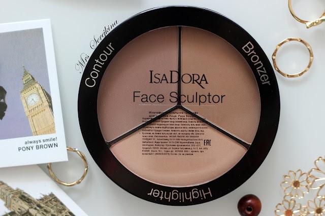 Многофункциональное средство IsaDora Face Sculptor в оттенке 03 Nude
