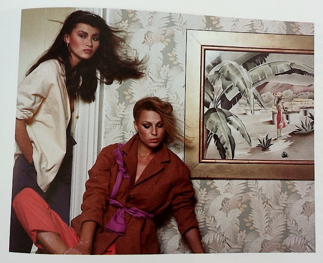 "Photo from the book ""WomanStyle - your personal guide to timeless fashion"" by Leah Feldon (1979)"