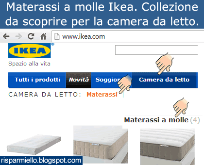 Materassi Ikea Sono Buoni.Risparmiello Materassi A Molle Ikea Prezzi Opinioni E Recensioni