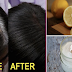 This Home Remedy Will Turn Your White Hair Back to Its Original Black Color Naturally
