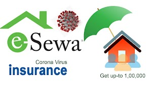 E-Sewa Initiates 'COVID-19 Insurance Scheme'  | Up to One Lakh Provision If Corona Infected