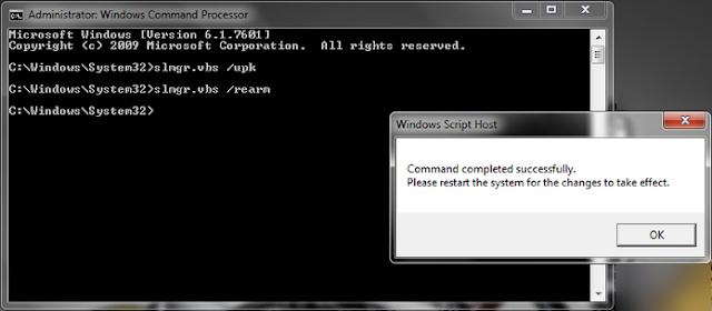 Cara Mudah Mengatasi Windows Is Not Genuine Pada Windows 7