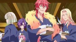 Dame x Prince Anime Caravan Episode 7 English Subbed