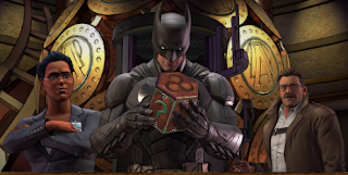 Download Batman: The Enemy Within v0.08 MOD APK + OBB Data Free
