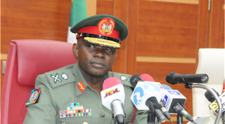 Chief of Defence Staff, General Gabriel Olonisakin