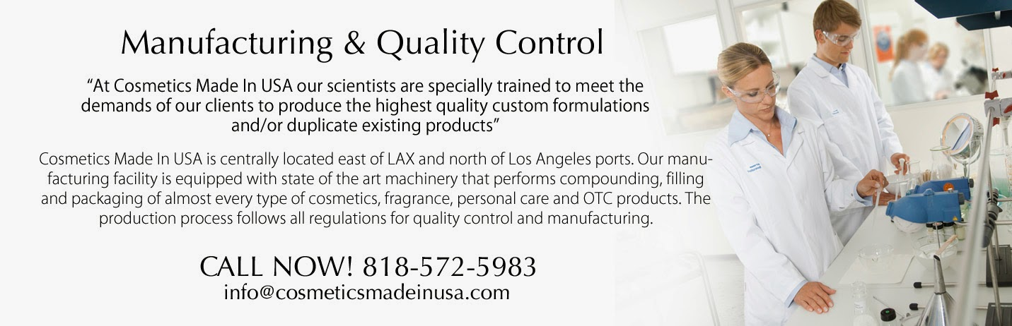 Private Label Skin Care Manufacturers Usa